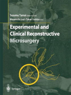Experimental and Clinical Reconstructive Microsurgery