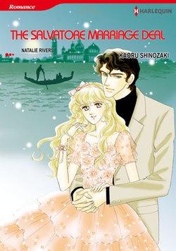 THE SALVATORE MARRIAGE DEAL (Harlequin Comics)