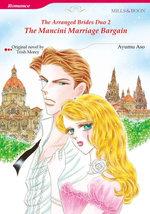 THE MANCINI MARRIAGE BARGAIN (Mills & Boon Comics)
