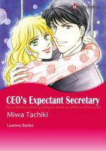 CEO's Expectant Secretary (Harlequin Comics)