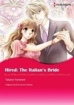 HIRED: THE ITALIAN'S BRIDE