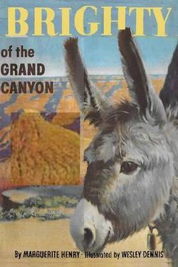 Brighty of the Grand Canyon
