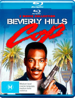 Beverly Hills Cop: 3 Movie Collection (Beverly Hills Cop / Beverly Hills Cop II / Beverly Hills Cop III)