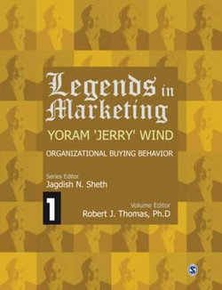 Legends in Marketing: Yoram 'Jerry' Wind