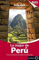 Lonely Planet Lo Mejor de Peru