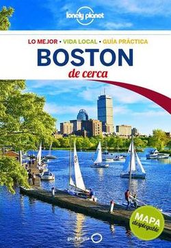 Lonely Planet Boston de Cerca
