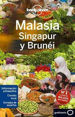 Lonely Planet Malasia Singapur y Brunei