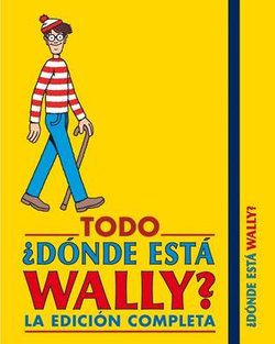 Todo D nde Est Wally?: Edici n Completa / Where Is Wally?: Complete Edition