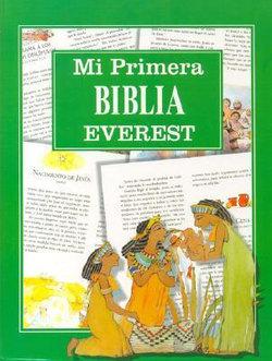 Mi Primera Biblia Everest