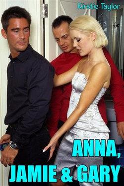 Anna, Jamie & Gary