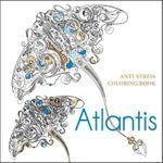 Atlantis: Anti-Stress Colouring Book