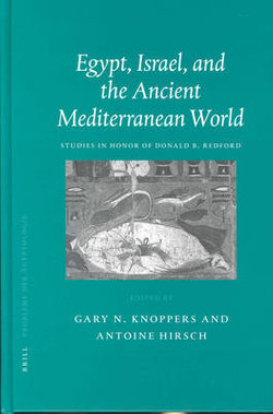 Egypt, Israel, and the Ancient Mediterranean World