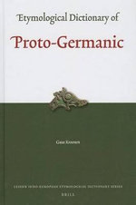Etymological Dictionary of Proto-Germanic