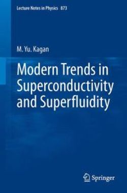 Modern trends in Superconductivity and Superfluidity