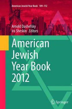 American Jewish Year Book 2012