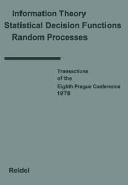Transactions of the Eighth Prague Conference