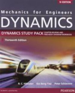 Mechanics for Engineers:Dynamics SI Study Pack