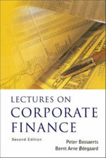 Lectures On Corporate Finance (2nd Edition)