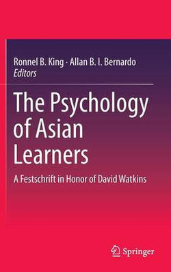 The Psychology of Asian Learners