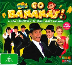 The Wiggles: Go Bananas!