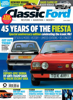 Classic Ford (UK) - 12 Month Subscription