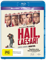 Hail, Caesar! (Blu-ray/UV)