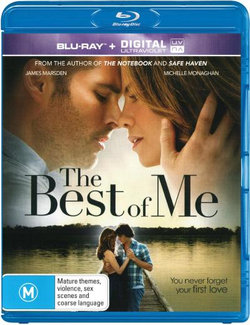 The Best of Me (Blu-ray/UV)