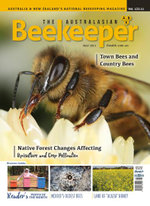 The Australasian Beekeeper - 12 Month Subscription