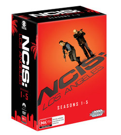 NCIS: Los Angeles - Seasons 1 - 5
