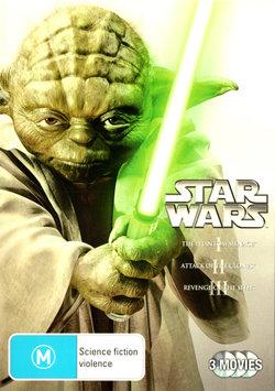 Star Wars (I The Phantom Menace / II Attack of the Clones / III Revenge of the Sith)