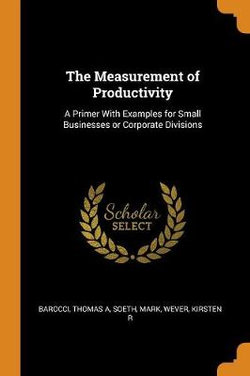 The Measurement of Productivity