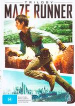 Maze Runner Trilogy (The Maze Runner / The Maze Runner: Scorch Trials / The Maze Runner: Death Cure)