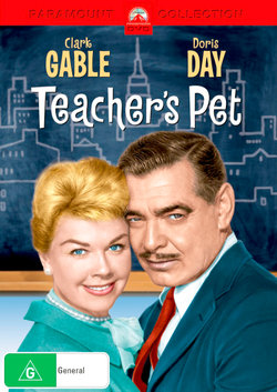Teacher's Pet (1958) (Paramount Collection)