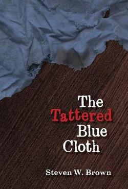 Tattered Blue Cloth