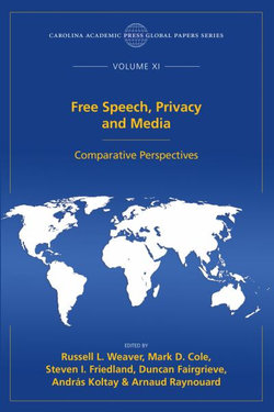 Free Speech, Privacy and Media