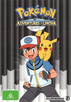 Pokemon: BW - Adventures in Unova: Collection 1