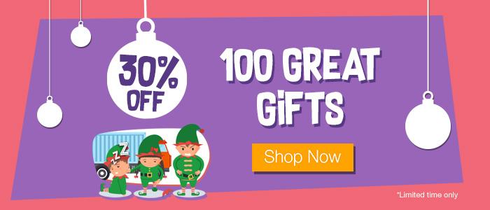 Christmas Sale 100