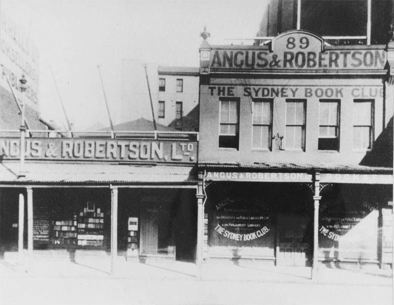 Angus & Robertson - 1895
