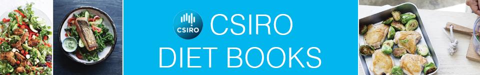 CSIRO Diet Books