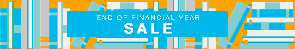 End of Financial Year Book sale