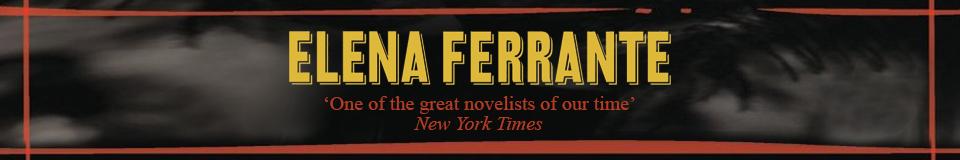 Elena Ferrante Books