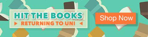 Hit the Books : Returning to Uni