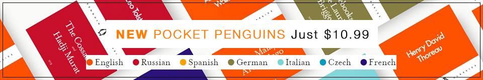 New Pocket Penguins