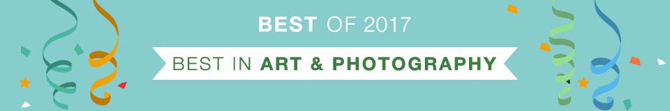 Best of 2017 - Art & Photography