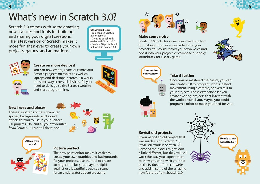 Computer Coding with Scratch 3 0 Made Easy