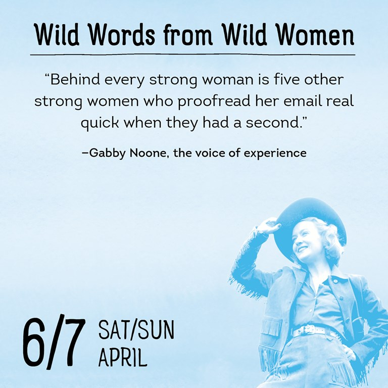 Wild Words from Wild Women 2019 Day-to-Day Calendar   Angus
